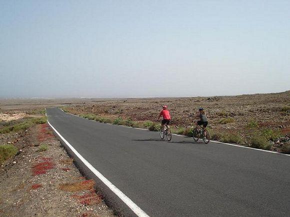 Road to Majanicho