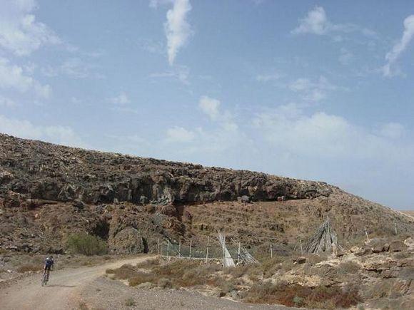 Menhir Esquinzo Fuerteventura